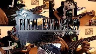 Download Final Fantasy XV goes Rock - Empire Battle Theme (Veiled in Black) Video