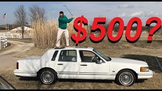Download CAN YOU STILL BUY A GOOD CAR FOR $500??? Video