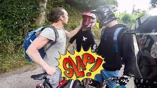 Download 16 MINUTES OF SUPER CRAZY & ANGRY PEOPLE vs BIKERS | BEST OF THIS WEEK [Ep. #218] Video