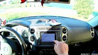 Download Установка RCD 330G плюс в VW Tiguan Video