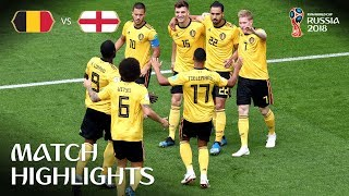 Download Belgium v England - 2018 FIFA World Cup Russia™ - Play-off for third place Video