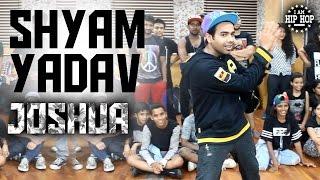 Download Shyam Yadav Exclusive - DID 4 Winner @ I AM HIP-HOP CREW Workshop Video