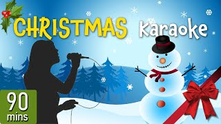 Download The Christmas Karaoke - 90 minutes with the Best Christmas Songs with lyrics Video