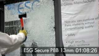 Download Just how tough is Security Glass? Video