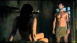 Download Spartacus Ep9 #1 - Scena sesso Lucrezia con Batiato e Mira con Spartacus Video