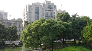 Download The Peninsula Hotel, Shanghai, China Video