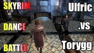 Download Skyrim dance battle: Ulfric vs Torygg Video