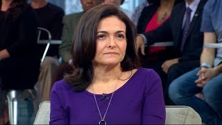 Download Sheryl Sandberg opens up about the death of her husband Video