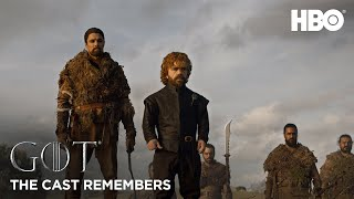 Download The Cast Remembers: Peter Dinklage on Playing Tyrion Lannister | Game of Thrones: Season 8 (HBO) Video
