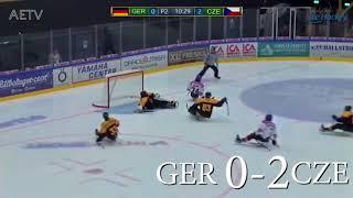 Download Germany v Czech Republic | HIGHLIGHTS | Ostersund 2017 Video