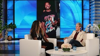 Download Ellen Plays Matchmaker for U.S. Open Champion Naomi Osaka and Michael B. Jordan Video
