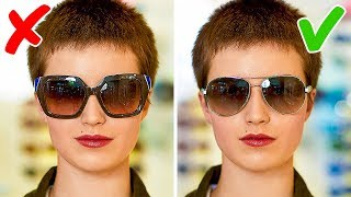 Download How to Pick the Perfect Sunglasses for Your Face Type Video