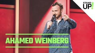 Download Comedian Ahamed Weinberg Talks Being a White Muslim In America Video