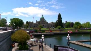 Download Victoria British Columbia in One Day - Sunrise to Sunset - YouTube Video