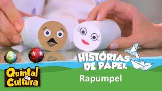 Download Histórias de Papel - Rapumpel - 02/01/2015 Video