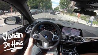 Download 2019 BMW X7 xDrive40i 340hp POV Test drive Video