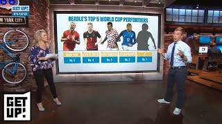 Download Michelle Beadle's top 5 World Cup performers | Get Up! | ESPN Video
