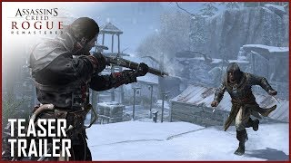 Download Assassin's Creed Rogue Remastered: Announcement Teaser Trailer | Ubisoft [US] Video