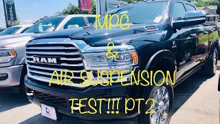 Download 19 RAM 2500 Kentucky Derby LTD -MPG Run & Air Suspension!!! - Does It Get Better MPG Than The HO??? Video