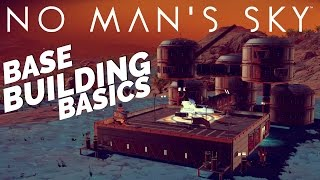Download No Man's Sky - Base Building basics (The foundation update) [PS4] Video