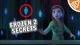 Download What the Frozen 2 Teaser's Hidden Symbols Mean! (Nerdist News w/ Amy Vorpahl) Video