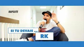 Download Si tu devais ... RK : son public, anecdote de foyer, sa scolarité, sa femme idéale ... Video