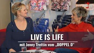 """Download Tatjana Meissner: LIVE IS LIFE ON TOUR mit Jenny Trettin vom """"DOPPEL D"""" Video"""
