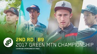 Download 2017 GMC | Round 2, Back 9 | McBeth, Wysocki, McBride, Goodpasture Video
