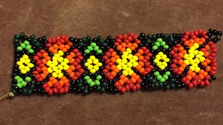 Huichol Beading with Recolor App Free Download Video MP4 3GP M4A