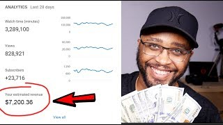 Download How Much Money Does YouTube Pay per 1000 Views? (Cool Trick To Get Subscribers FAST!) Video