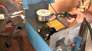 Download 90 amp flux wire welder mig harbor freight Video
