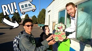 Download RV CHRISTMAS COOKIE TRUCK POP UP SHOP! Video