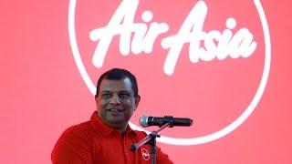 Download Tony Fernandes rubbishes retirement talk, names Riad Asmat AirAsia Berhad CEO Video