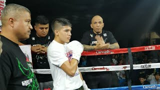 Download ROBERT GARCIA'S PROSPECT JESSIE ″BAM″ RODRIGUEZ 4TH PRO FIGHT Video