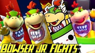 Download Evolution of Bowser Jr. Battles (2002-2016) Video