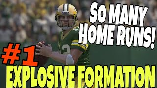 Download #1 HARDEST TO STOP SCHEME IN MADDEN 20! EVERYTHING U NEED FROM 1 PLAY TD'S TO DINK & PASS PLAYS Video
