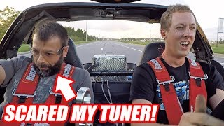 Download Supercharging Leroy Ep.5 - IT'S SCARY FAST! (first drive) Video