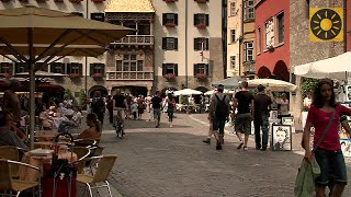 Download INNSBRUCK - Teil 1 ″Historisches Zentrum & Goldenes Dacherl″ TIROL - AUSTRIA - TYROL Video