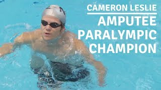 Download Cameron Leslie: Amputee Paralympic Champion Video