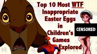 Download Shocking Easter Eggs in Kid Games Analyzed & Ranked Video