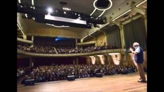 Download Talk Robert Fisk @ De Roma, Antwerp (02.12.2015) Video