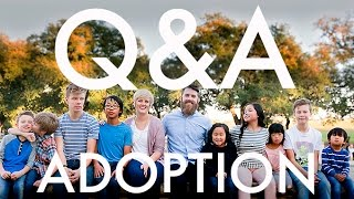 Download Q & A : ADOPTING FIVE CHILDREN INTERNATIONALLY : Travel Full-time w/9 kids Video