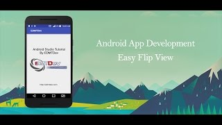 Download Android Studio Tutorial - Easy Flip View Video