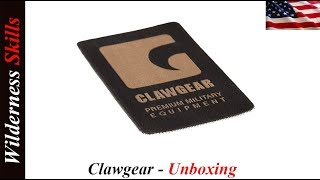 Download Clawgear - Unboxing Video