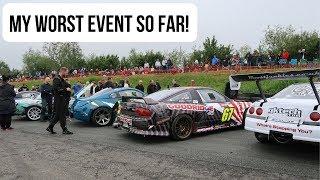 Download British Drift Championship Round 2 - Teesside Autodrome Video
