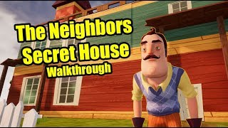 Hello neighbor Minecraft Act 3 + Final Free Download Video MP4 3GP