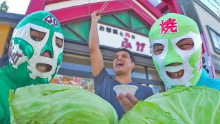 Download Legend of Cabbage Man & Food Field Trip ★ ONLY in JAPAN Video