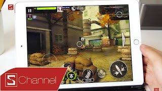 Download Schannel - Giới thiệu ″Chiến dịch huyền thoại″: Game bắn súng online hấp dẫn, đồ họa đẹp Video