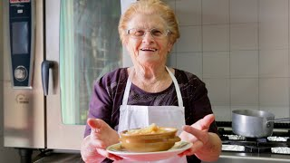 Download Pasta Grannies discover 'manata' pasta with chickpeas from Basilicata Video