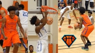Download Collin Sexton Scores 44 & The Game-Winning Jumper In A Battle With Davion Mitchell At EYBL Atlanta!! Video